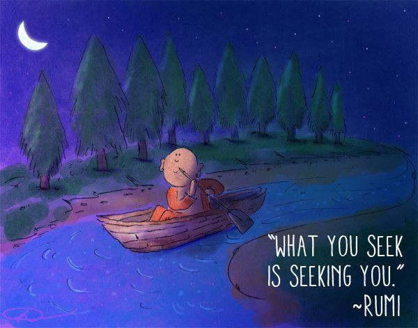 what you seek